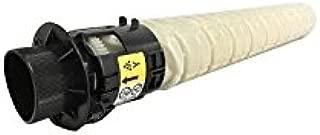 Ricoh Yellow Toner Cartridge, 22500 Yield (841850)