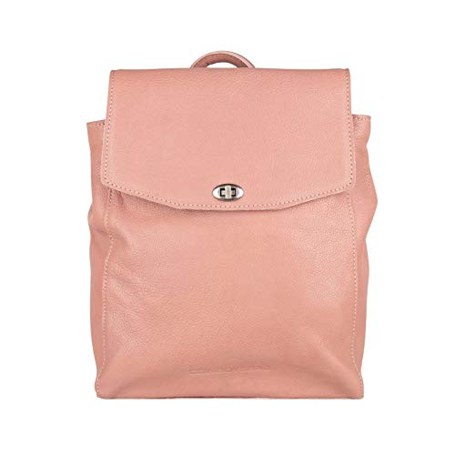 Cowboysbag Leren rugzak Backpack May Mauve Pink 2184