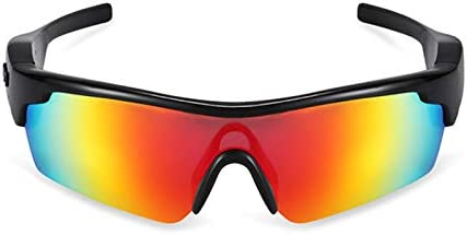 HMY Wireless Bluetooth Headset Sunglasses Smart Bluetooth BT Glasses Stereo Earphone Polarized Mobile Phone Sunglasses