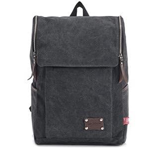 Houozon 15.6 en mochila para computadora portátil, ordenador de negocios Mochila de viaje, para casual/hombre/mujer/escuela/Senderismo/Regalo Resistente al agua Mochila,A,One Size