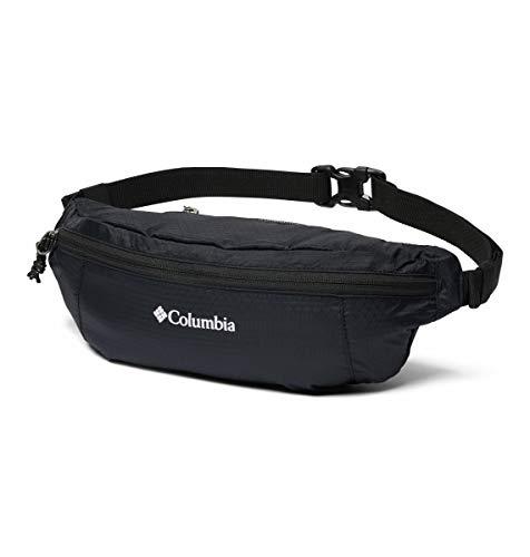 Columbia Lightweight Packable Hip Pack Riñonera, Unisex Adulto, Black, O/S