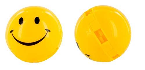 Sof Sole SofSole SneakerBalls HappyFace Shoe Deo Schuhdeodorants, Gelb (Yellow), Einheitsgröße