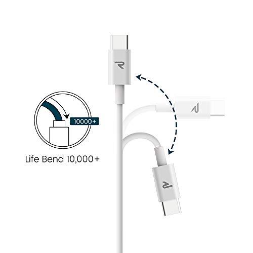 RAMPOW USB-Kabel C L 3M weiß