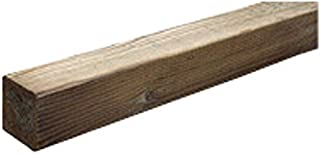 comprar comparacion Forest style M257119 - Poste de madera de pino silvestre 9 x 9 x 180 cm