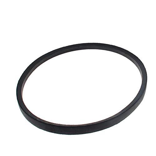 Keilriemen Gummimaterial M21 Typ Schwarz Farbe 1 Stück für Bohrmaschine Leicht zu bearbeiten