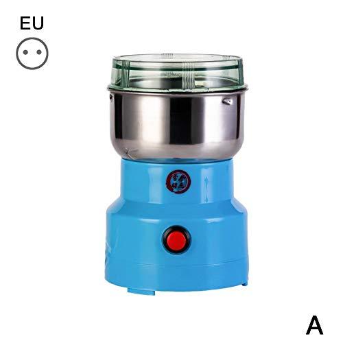RANSHUO Multifunktions-zerkleinerungsmaschine, Getreidemühle Für Kleine Lebensmittel, Mahlmaschine, Gewürzmühle Für Kaffeebohnengewürze