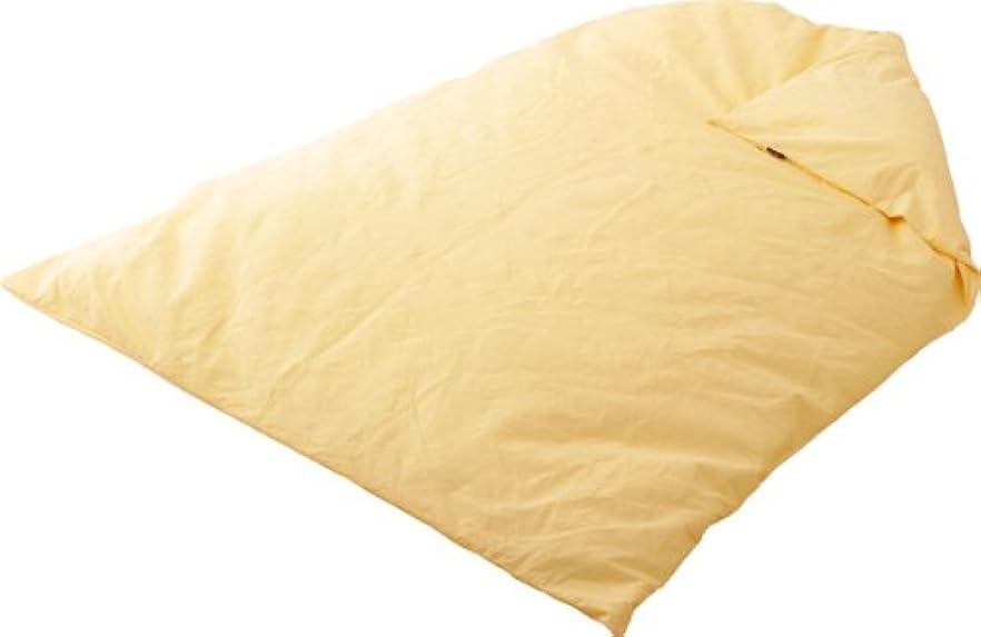 キラウエア山前件仕出しますエムール 両面防水 掛け布団カバー ダブル 綿100%タオル地 クリーム