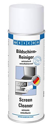 Weicon 4690980 Nettoyant d'écrans 200 ML 11208200, Multicolore