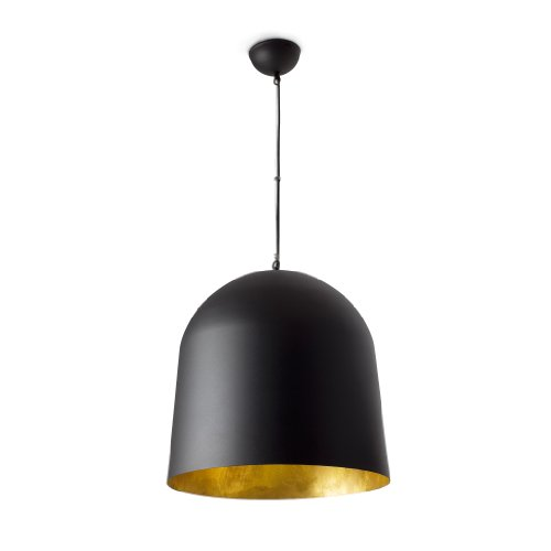 Faro Barcelona 68461 CRATER Lampe suspension noir