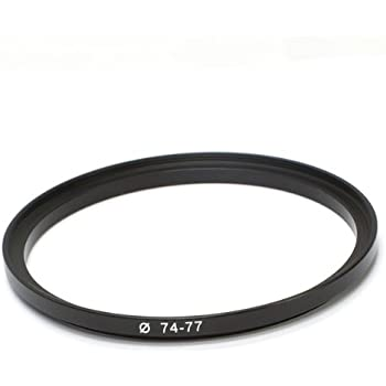 82mm Lens to 77mm Accessory Pixco 82-77mm Step-Down Metal Adapter Ring
