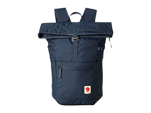 FJALLRAVEN High Coast Foldsack 24 Unisex - Erwachsene Rucksäcke Einheitsgröße Marineblau