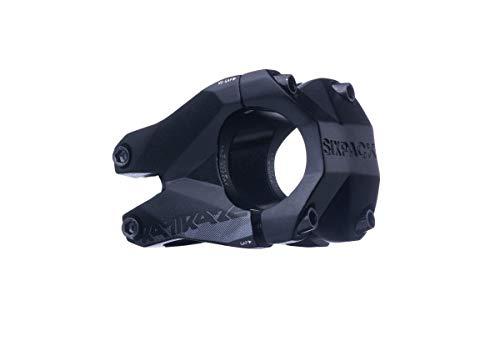 Sixpack Kamikaze Fahrrad Vorbau 31.8mm x 35mm schwarz