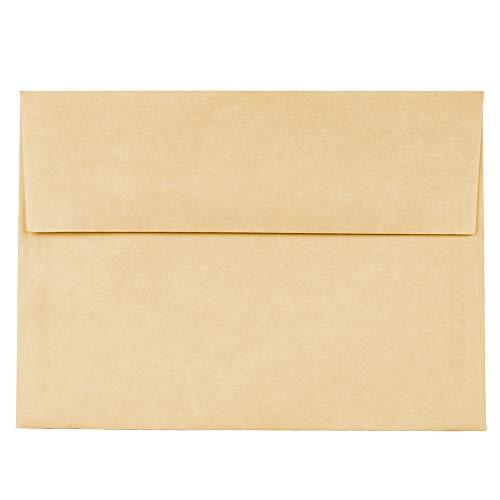 133,3 x 184,1 mm Bianco 50//Confezione JAM PAPER Lettere per Inviti