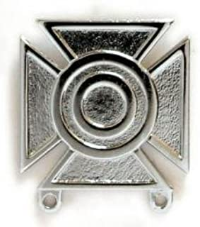 Badges And Collar Devices Army Sharpshooter Badge Mirrored Finish - Regulation