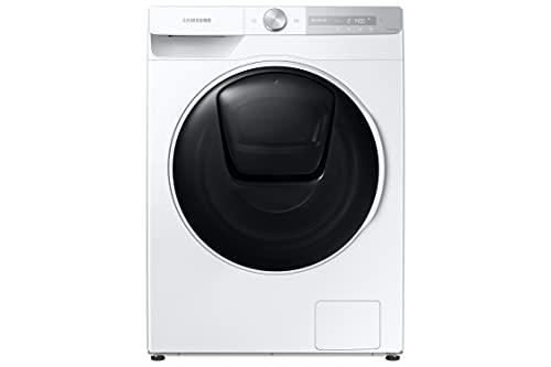 Samsung WD11T754AWH/S2 Waschtrockner, 10,5+6kg, EEK: A/E (W/W+D), 1400 U/min, QuickDrive-Option, SchaumAktiv, AddWash, WiFi, AirWash, SuperSpeed 39 Min, Geräuschklasse A