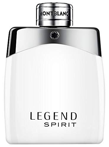 Mont Blanc Legend Spirit eau de toilette Hombres 100 ml - Eau de toilette (Hombres, 100 ml, Bergamota, Toronja, Pimienta rosa, Cardamomo, Lavanda, Musk o almizcle, Musgo de roble, Aerosol)