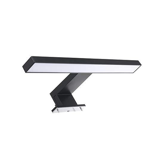 JWC Luces de tocador LED Modernas, Accesorio de iluminación para gabinete de Pared de baño, lámpara Frontal de Espejo de Maquillaje, acrílico Impermeable, para gabinetes de Espejos de baño