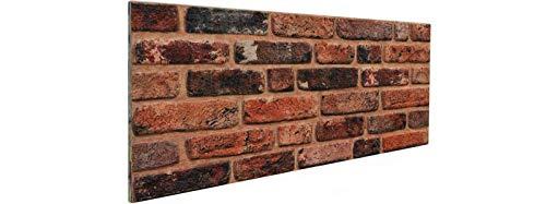 3D Brick Effect Wall Panel Polystyrene ST-130 Luxury Wall Panel 50x100cm