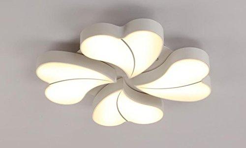 WWW plafondlamp LED warmte romantisch woonkamer verlichting restaurant plafondlamp Art Deco plafondlamp