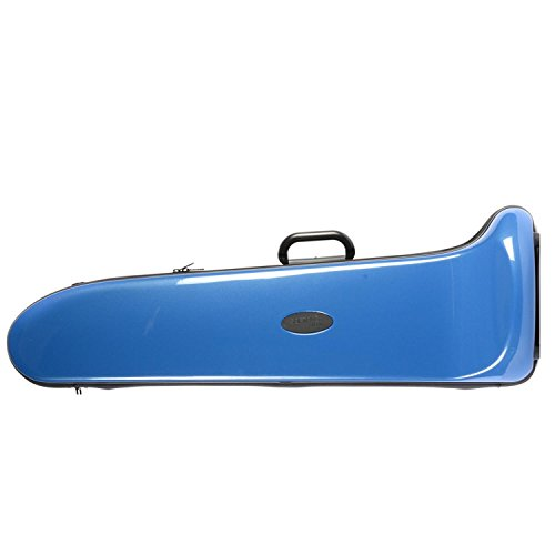 Bolsa Funda Mochila para trombón tenor Azul Bam 4030s-b