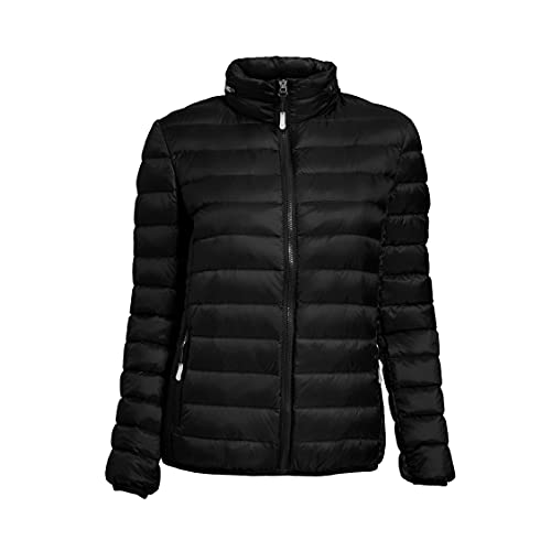tumi tumipax puffer jacket black
