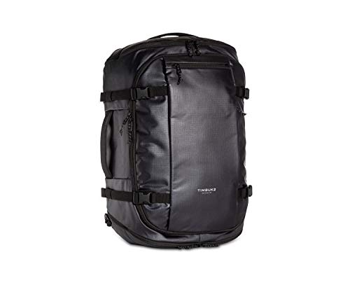 TIMBUK2 Wander Backpack Duffel, Jet Black