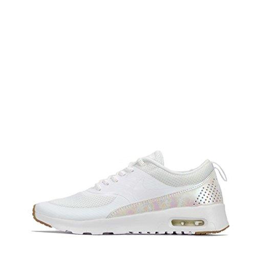Nike Air Max Thea SE, Sportschuh für Jugendliche, - White/White-Prism Pink - Größe: 36 EU