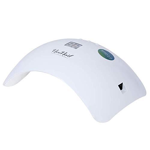 NEONAIL LED Lampe 22W/48W mit Display Weiß