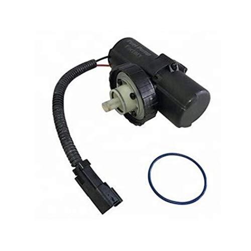 Compatible with Electric Fuel Pump 333-E9834 for JCB Backhoe Loader 3CX 4CX 5CX 12V -  nobrand