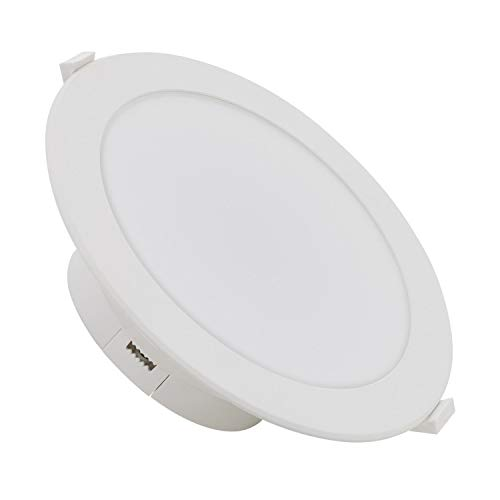 LEDKIA LIGHTING Downlight LED 20W Circular Especial IP44 Corte Ø 145 mm...