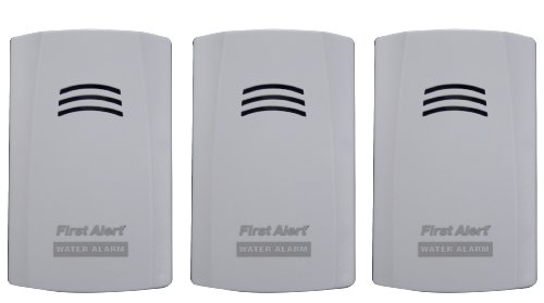 First Alert WA100-3 Water Alarm