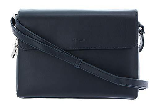Picard, Damen Handtaschen aus Synthetik, in der Farbe Ozean/Blau, aus der Serie Full, mit Überschlag und Magnetverschluss 3407288023, einheitsgröße