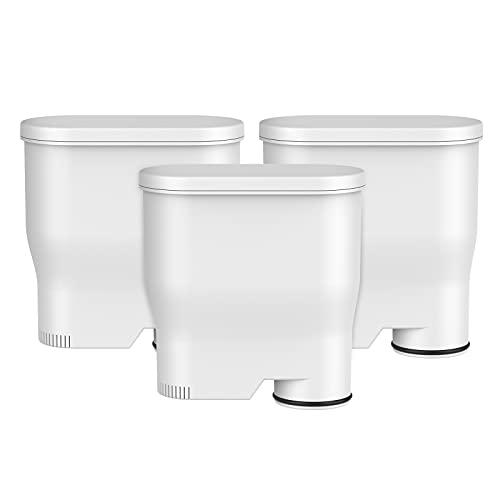 GLACIER FRESH Ersatz für Aqua-Clean-Filter, kompatibel mit CA6903, Saceo Incanto, PicoBaristo und Xelsis, 3er Pack