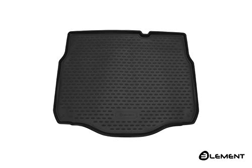 Element EXP.ELEMENT1042B13 Protector de Maletero a Medida TPE Citroen C4 Cactus, 2014->, Mini SUV, Europe, 1 pc, Negro