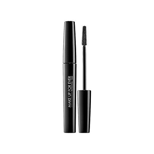 Make Up For Ever Smoky Stretch Lengthening & Defining Masacara (Black Black) 7ml/0.23oz