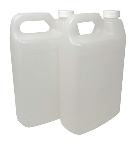 5 Pint QORPAK Bottles Large Black Bottle Tote Safety Carrier: Accommodates 2.5 Liter 1 Gallon Each and 4 Liter