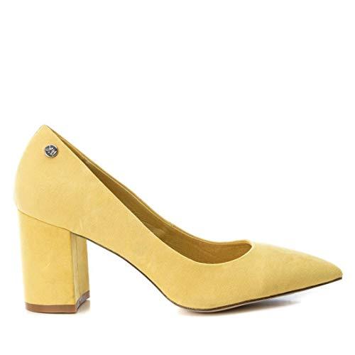 XTI Zapato Salón TNT032070 para Mujer Amarillo 39