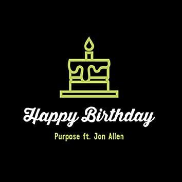Happy Birthday (feat. Jon Allen)