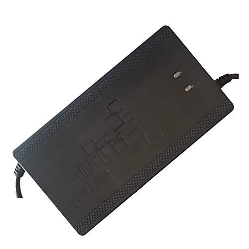 SUIBIAN Elektro-Scooter-Ladegerät, 84V 5A / 8A Lithium-Batterie intelligente Temperaturregelung Adapter, Anti-Reverse-Schutz Verbindung, Flammschutz Shell,5a,1