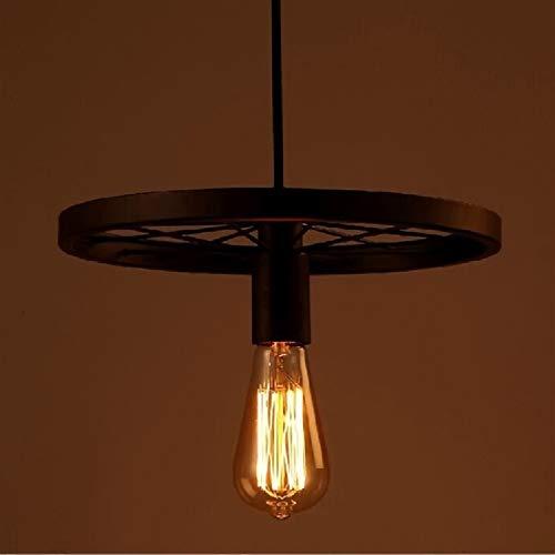 LIUYU Retro Estilo Loft Vitnage iluminación Industrial Luces Pendientes Accesorios Edison del Tubo de Agua de la lámpara Hanglamp