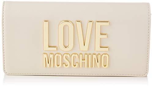 Love Moschino Precollezione SS21 | Portafoglio da Donna, Avorio, Normal