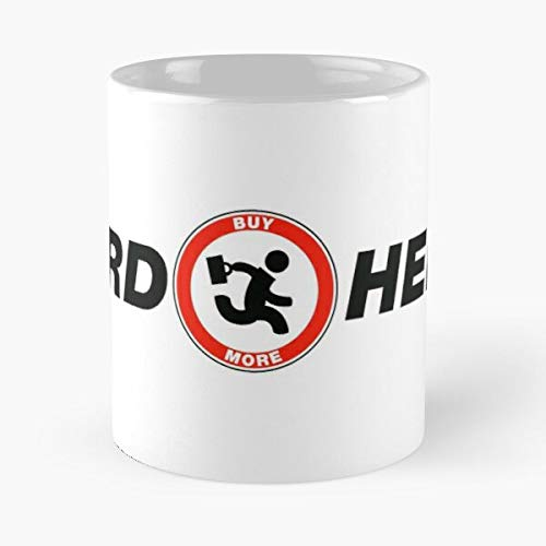 Nerd Herd Classic Mug - Funny Gift Coffee Tea Cup White 11 Oz The Best Gift For Holidays.