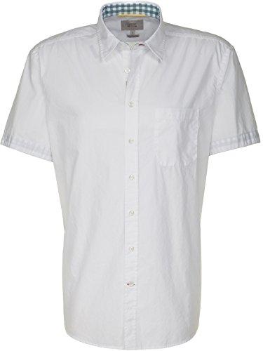 Dornbusch Hemd Weiß XXL