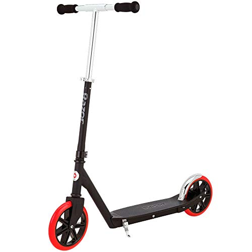 Razor Tretroller Carbon Lux Scooter, Green, One Size