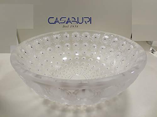 Lalique. Schale Nemours Chiara h 9,5 d 255 Ref 1101000
