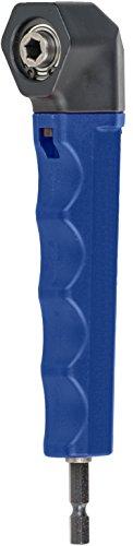 kwb Winkelschraubervorsatz Kugelgelagerter 90° Winkelkopf 118410 (1/4'' Aufnahme ISO 1173, E 6.3)