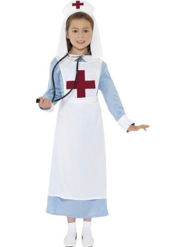 Smiffys WW1 costume da infermiera