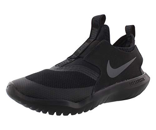 Nike Flex Runner, Scarpe da Corsa, Black/Anthracite, 23.5 EU