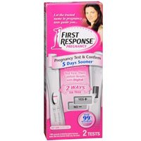 First Response Early Result Pregnancy Tests - 2 Tests, Pack of 4