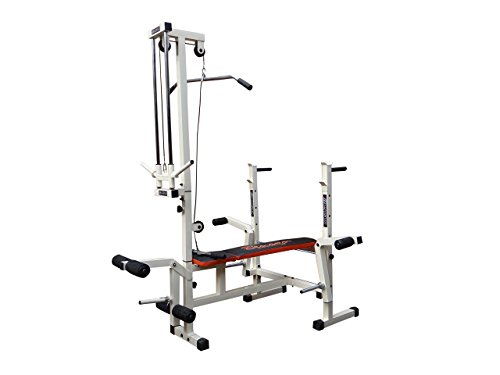 AD7 Sports Benson 9-in-1 Multi Weight Bench (Multicolour)